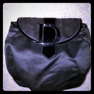 Christian dior make up bag
